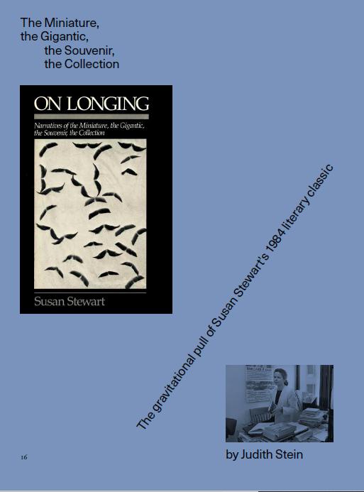 on longing essay ursula cover image